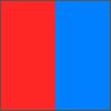 Мягкие плитки пазлы 50*50. Двухцветные. Толщина 18 и 25 мм.